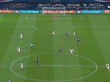 PSG 1:1 AS Monaco