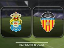 Las Palmas 3:1 Valencia CF