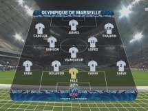 Olympique Marsylia 2:1 Olympique Lyon