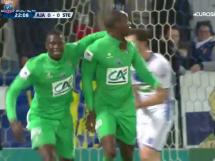 Auxerre - Saint Etienne 3:0