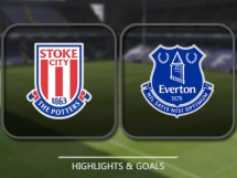 Stoke City 1:1 Everton