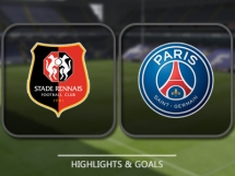 Stade Rennes 0:4 PSG