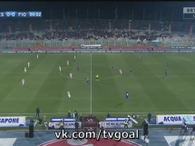 Pescara 1:2 Fiorentina
