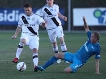 Legia Warszawa 1:1 FC Nordsjaelland