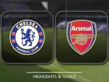 Chelsea Londyn 3:1 Arsenal Londyn