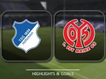 Hoffenheim 4:0 FSV Mainz 05