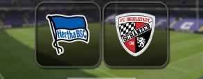Hertha Berlin 1:0 Ingolstadt 04