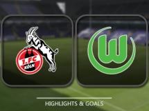 FC Koln 1:0 VfL Wolfsburg