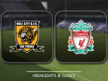 Hull City 2:0 Liverpool