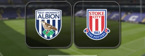 West Bromwich Albion 1:0 Stoke City