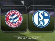 Bayern Monachium 1:1 Schalke 04