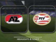 AZ Alkmaar 2:4 PSV Eindhoven