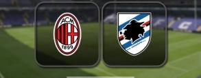 AC Milan 0:1 Sampdoria