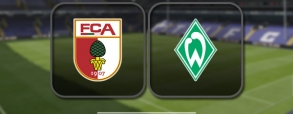 Augsburg 3:2 Werder Brema