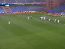 Genoa 0:1 Sassuolo
