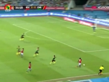 Egipt 1:2 Kamerun