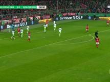 Bayern Monachium 1:0 VfL Wolfsburg