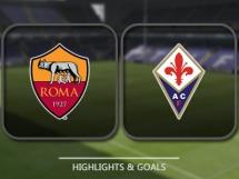 AS Roma 4:0 Fiorentina