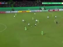 Greuther Furth - Borussia Monchengladbach 0:2