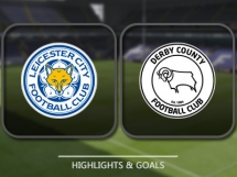 Leicester City 3:1 Derby County