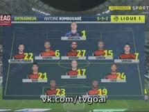 Olympique Marsylia 2:0 Guingamp