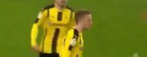 Borussia Dortmund 1:1 (3:2) Hertha Berlin