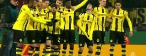 Seria rzutów karnych w meczu Borussia - Hertha!