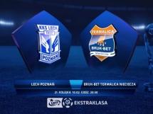 Lech Poznań 3:0 Termalica Bruk-Bet Nieciecza