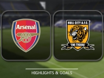 Arsenal Londyn 2:0 Hull City
