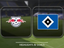 RB Lipsk 0:3 Hamburger SV