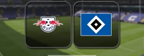 RB Lipsk 0:3 Hamburger SV