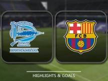 Deportivo Alaves 0:6 FC Barcelona