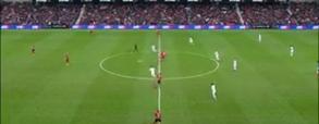 Guingamp 2:1 Olympique Lyon
