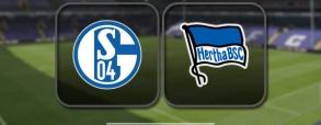 Schalke 04 2:0 Hertha Berlin