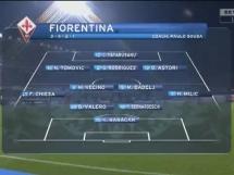 Fiorentina 3:0 Udinese Calcio