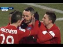 Wisła Kraków 2:0 Korona Kielce