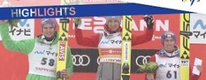 Kamil Stoch wygrywa konkurs w Sapporo!
