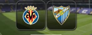 Villarreal CF 1:1 Malaga CF