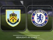Burnley 1:1 Chelsea Londyn