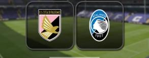US Palermo 1:3 Atalanta