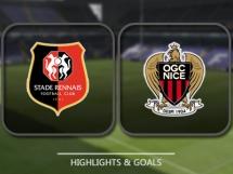 Stade Rennes 2:2 Nice