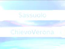 Sassuolo 1:3 Chievo Verona