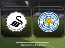 Swansea City 2:0 Leicester City
