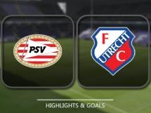 PSV Eindhoven 3:0 Utrecht