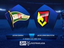 Lechia Gdańsk 3:0 Jagiellonia Białystok