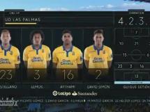 Las Palmas 0:1 Sevilla FC