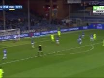 Sampdoria 3:1 Bologna