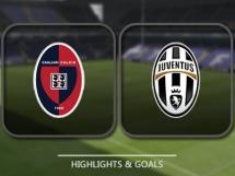 Cagliari 0:2 Juventus Turyn
