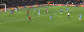 AFC Bournemouth 0:2 Manchester City