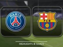 PSG 4:0 FC Barcelona